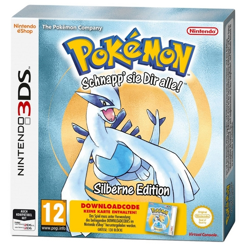 Pokémon Silber [Downloadcode]
