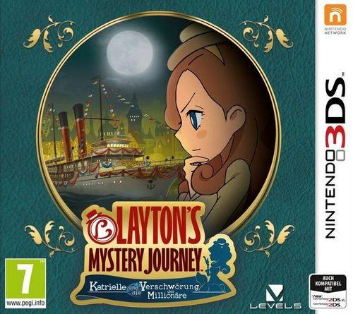 Layton's Mystery Journey: Katrielle & die Verschwörung der Millionäre