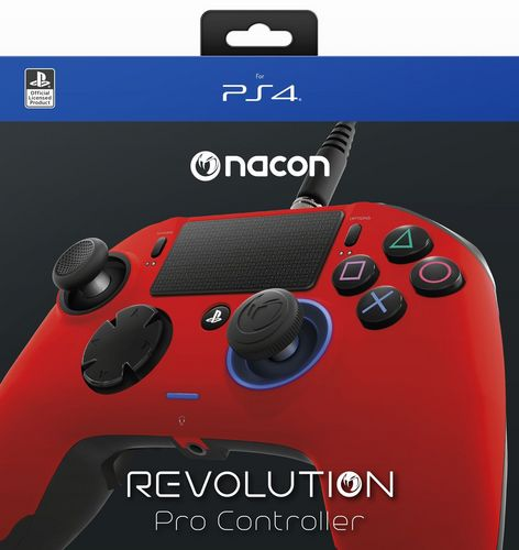 Revolution Pro Gaming Controller - red [PS4]