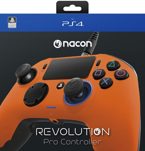 Revolution Pro Gaming Controller - orange [PS4]