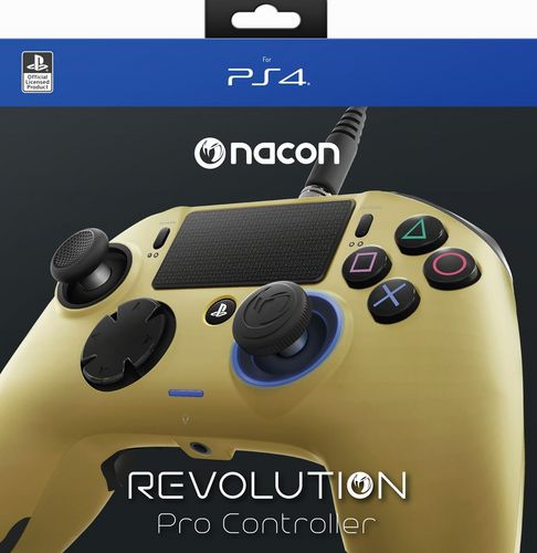 Revolution Pro Gaming Controller - gold matt [PS4]