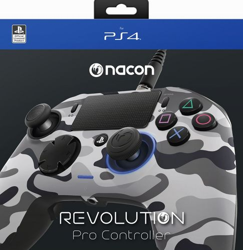 Revolution Pro Gaming Controller - camo grey [PS4]