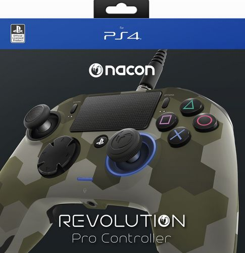 Revolution Pro Gaming Controller - camo green [PS4]