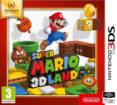 Nintendo Selects: Super Mario 3D Land