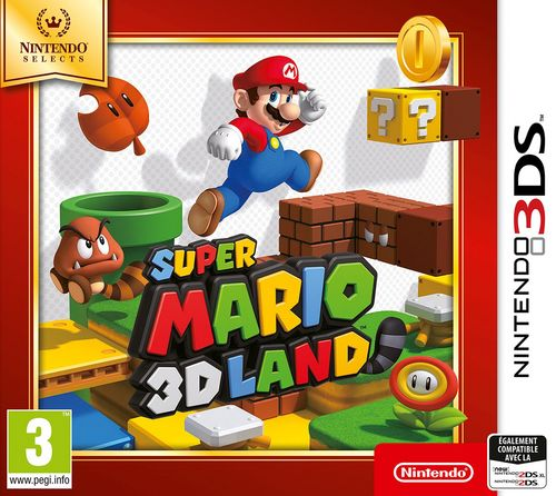 Nintendo Selects : Super Mario 3D Land