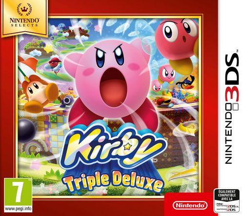 Nintendo Selects : Kirby Triple Deluxe