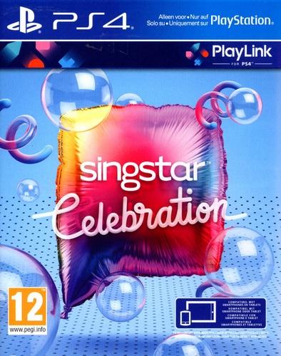 SingStar Celebration [PS4]