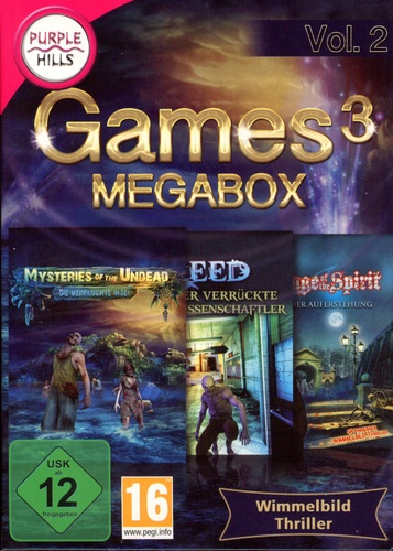 Purple Hills: Games 3 Megabox Vol. 2 [DVD]