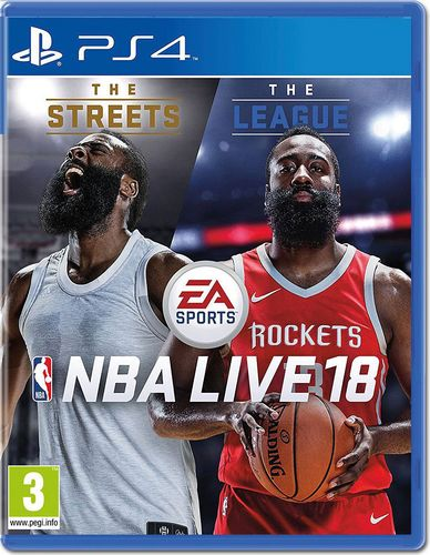 NBA Live 18: The One Edition [PS4]