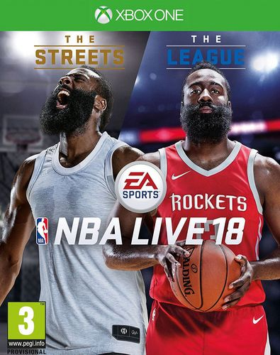 NBA Live 18: The One Edition [XONE]