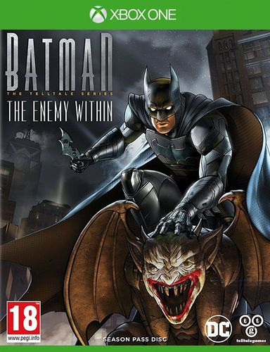 Batman - The Telltale Series: The Evil Within [XONE]