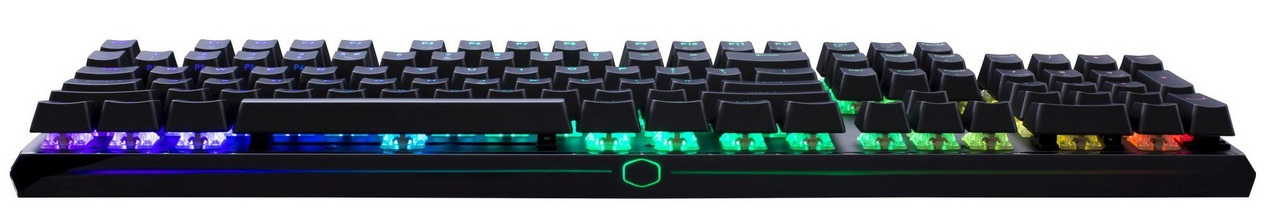 MasterKeys MK 750 MX-Red Mechanical Gaming Keyboard Swiss Layout