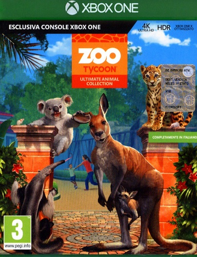 Zoo Tycoon Ultimate Animal Collection [XONE]