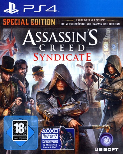 Assassin's Creed Syndicate [PS4]