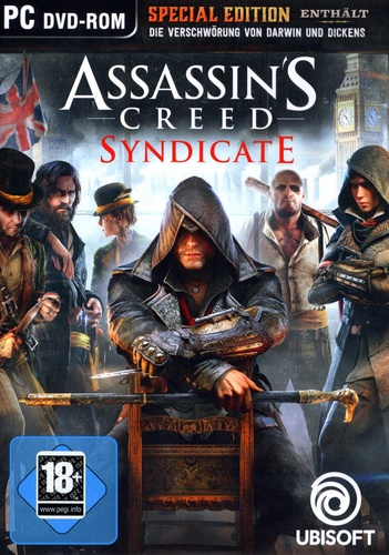 Pyramide: Assassin's Creed Syndicate