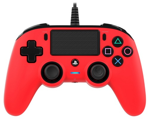 Gaming Controller Color Edition - red [PS4]