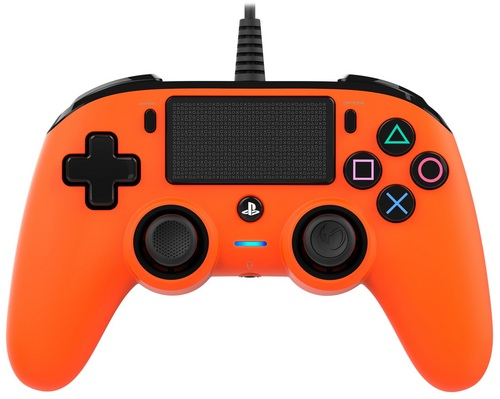Gaming Controller Color Edition - orange [PS4]