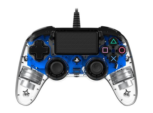 Gaming Controller Light Edition - blue [PS4]