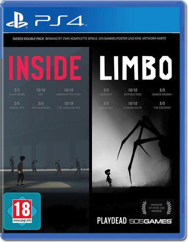 Inside / Limbo [PS4]