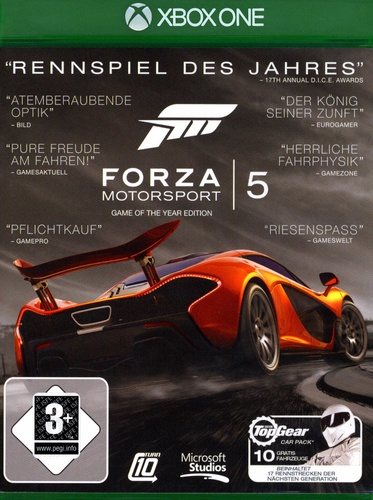 Forza Motorsport 5 [XONE]