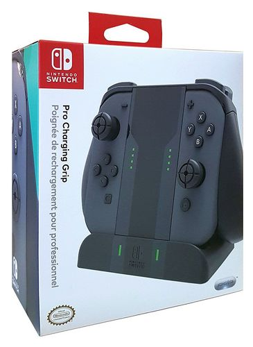Nintendo Switch Pro Charging Grip [NSW]