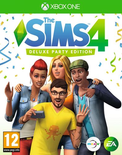 The Sims 4 - Deluxe Party Edition [XONE]