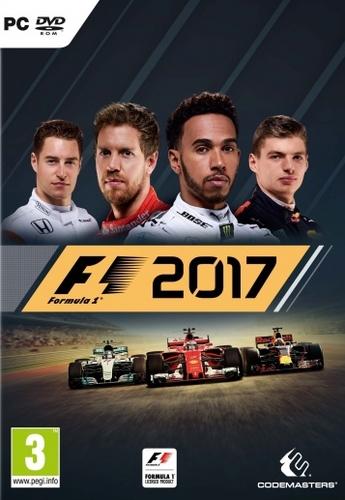 F1 2017 [DVD]