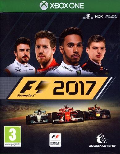 F1 2017 [XONE]