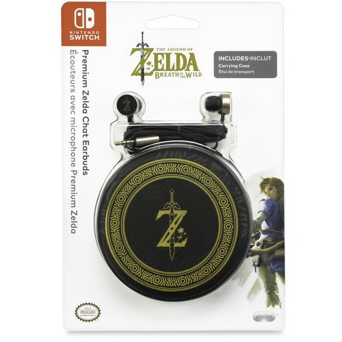 Nintendo Switch Premium Zelda Chat Earbuds [NSW]