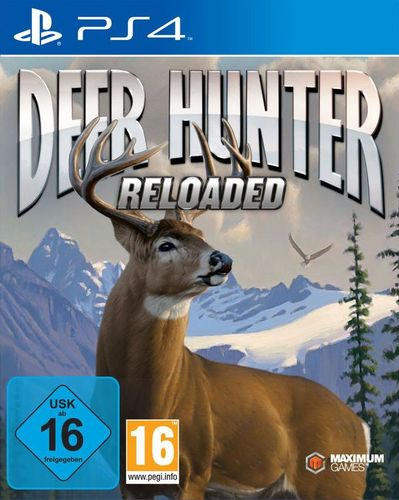 Deer Hunter Reloaded [PS4] (E/d)