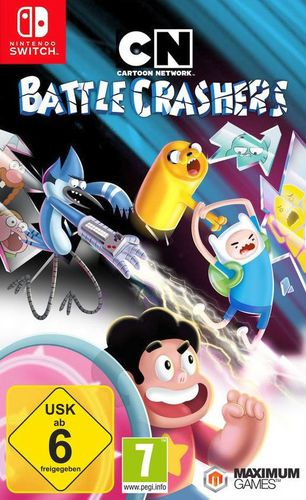 Cartoon Network: Battle Crasher [NSW] (E/d)
