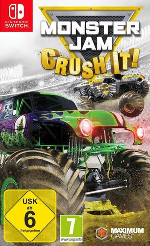 Monster Jam: Crush it! [NSW]