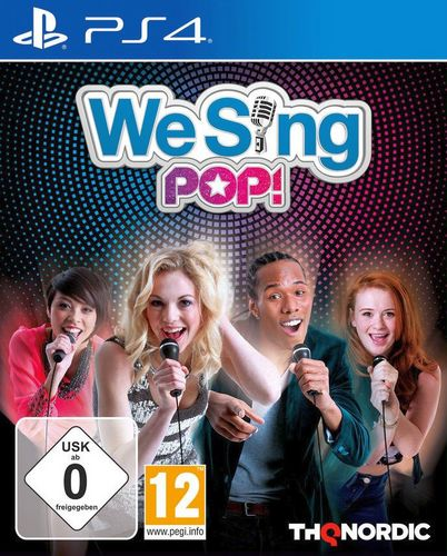 We Sing Pop! [PS4]