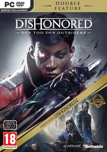 Dishonored 2 - Double Feature inkl. Der Tod des Outsider [DVD]