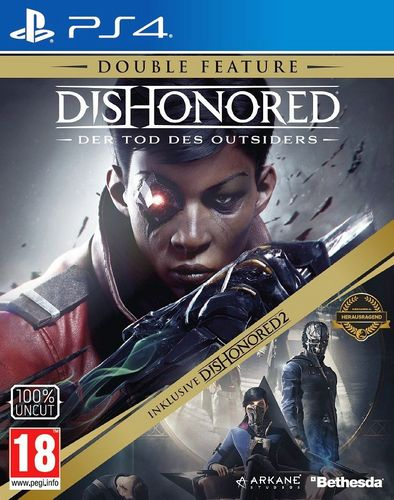 Dishonored 2 - Double Feature inkl. Der Tod des Outsider [PS4]