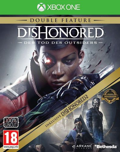 Dishonored 2 - Double Feature inkl. Der Tod des Outsider [XONE]