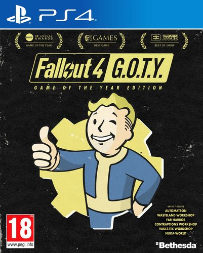 Fallout 4 - GOTY Edition [PS4]