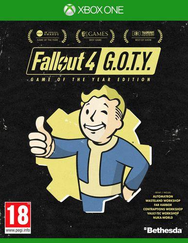 Fallout 4 - GOTY Edition [XONE]
