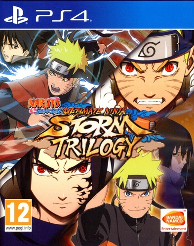 Naruto Ultimate Ninja Storm - Trilogy [PS4]