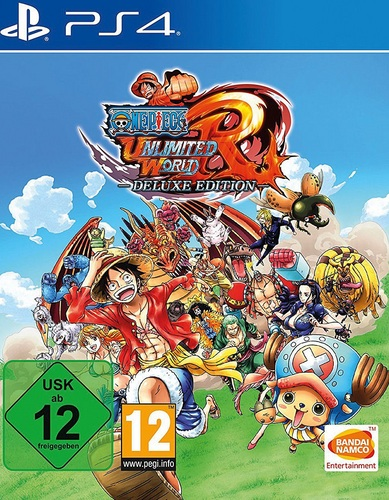 One Piece: Unlimited World Red - Deluxe Editon [PS4]