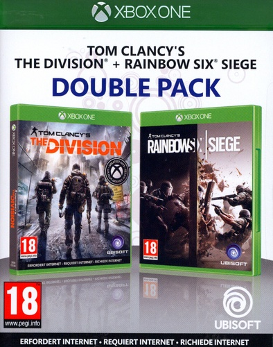 Rainbow Six Siege & The Division - Double Pack [XONE]