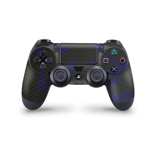 Skin Controller PS4 - Nano Tech Blue - 3M [PS4]