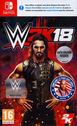WWE 2K18 [NSW]