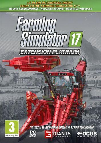Farming Simulator 2017 - Extension Platinum [DVD]