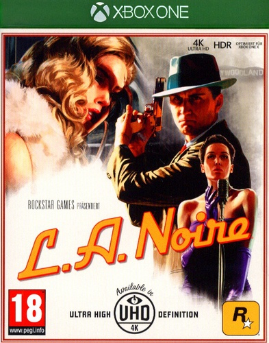 L.A. Noire [XONE]