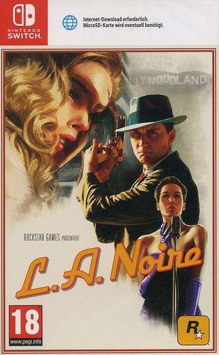 L.A. Noire [NSW]