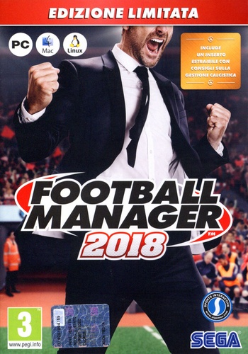 Football Manager 2018 Limited Edition
