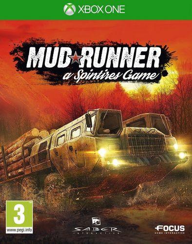 Spintires: MudRunner [XONE]