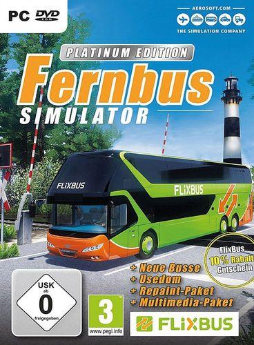 Fernbus Simulator - Platinum [DVD]