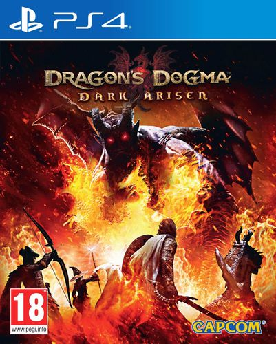 Dragon's Dogma - Dark Arisen [PS4]